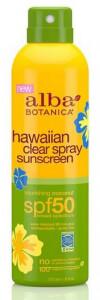 Alba Sunscreen