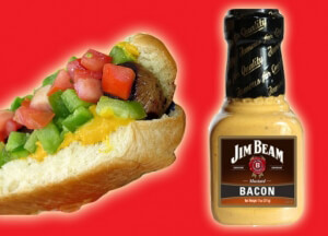 Bacon Flavored Mustard