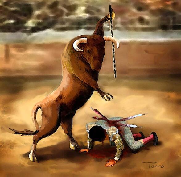 El Bull-a-dor