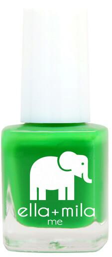 Ella Mila Green polish