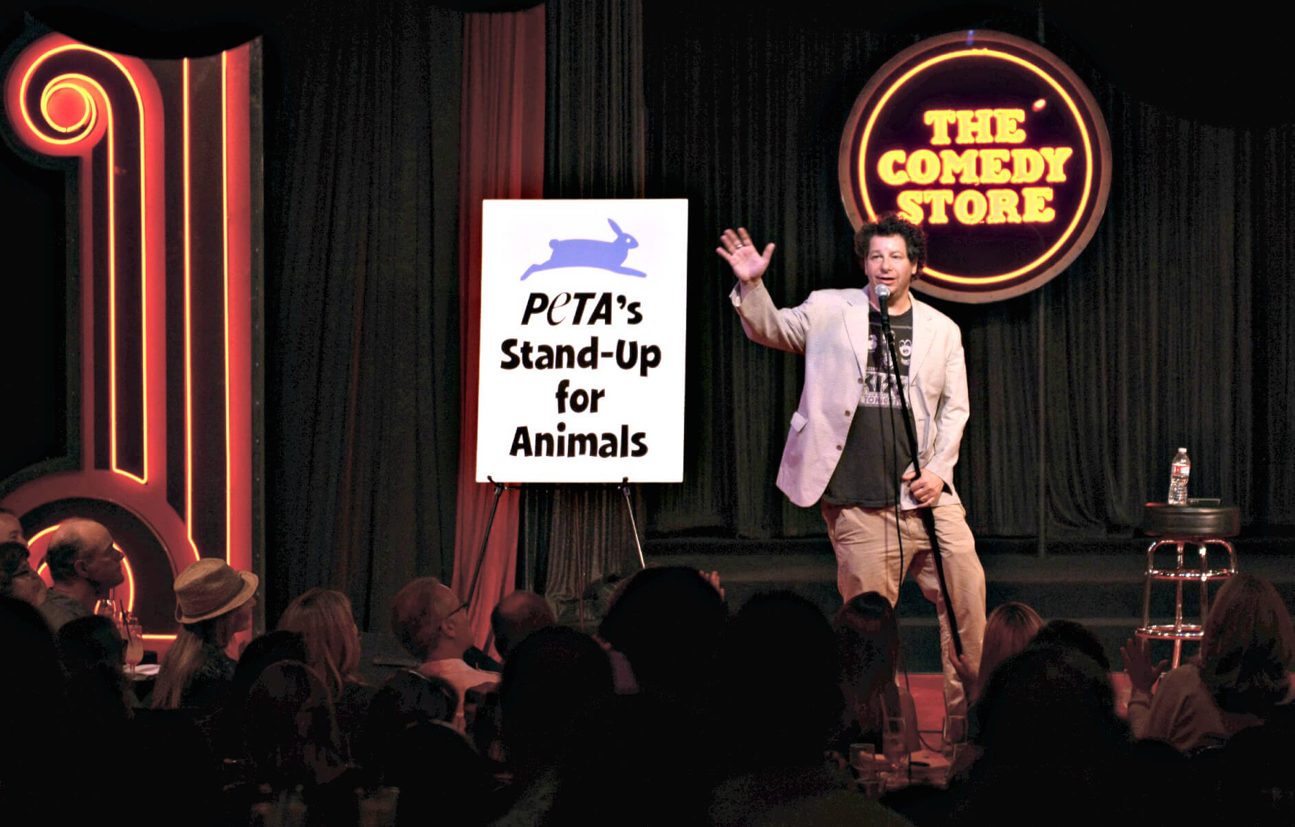 Jeff Ross Stand Up for Animals