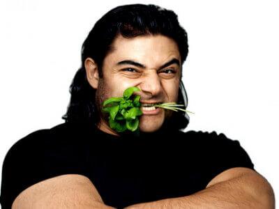 Patrik Baboumian, Vegan Strongman