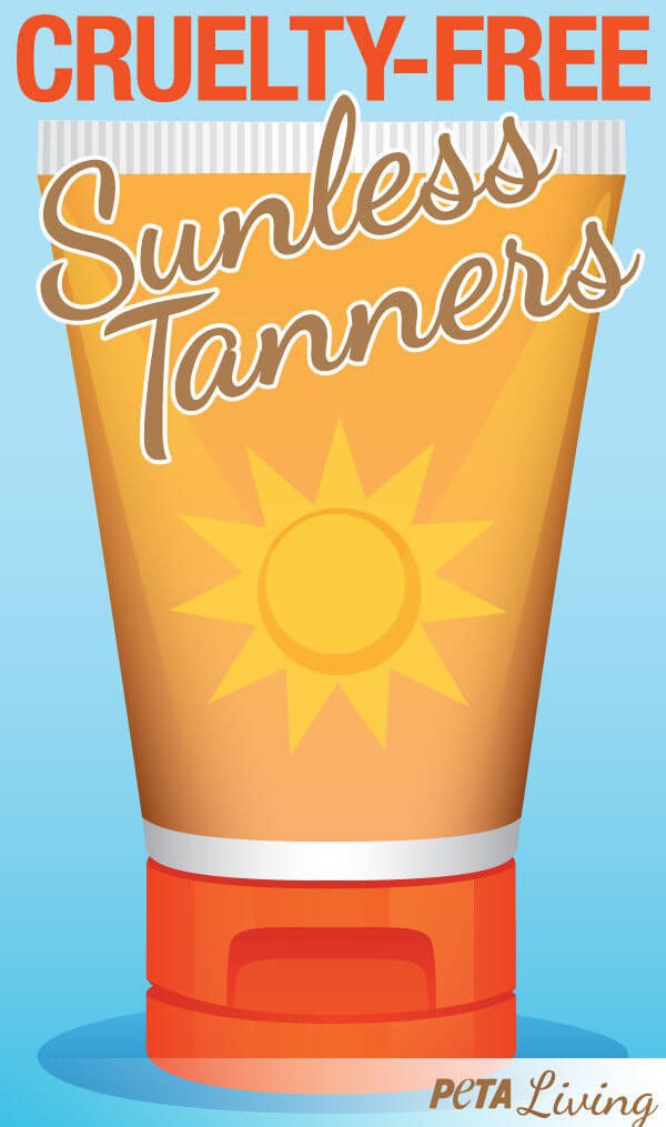 Cruelty-Free Sunless Tanners Share Able Image