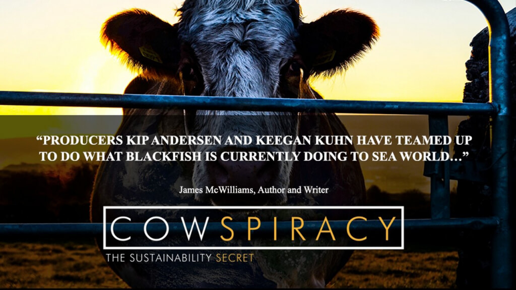 Video thumbnail for vimeo video 12 Reasons Why 'Cowspiracy' Is the Next 'Blackfish' | Features | PETA