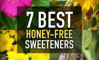 7 Best Honey-Free Sweeteners
