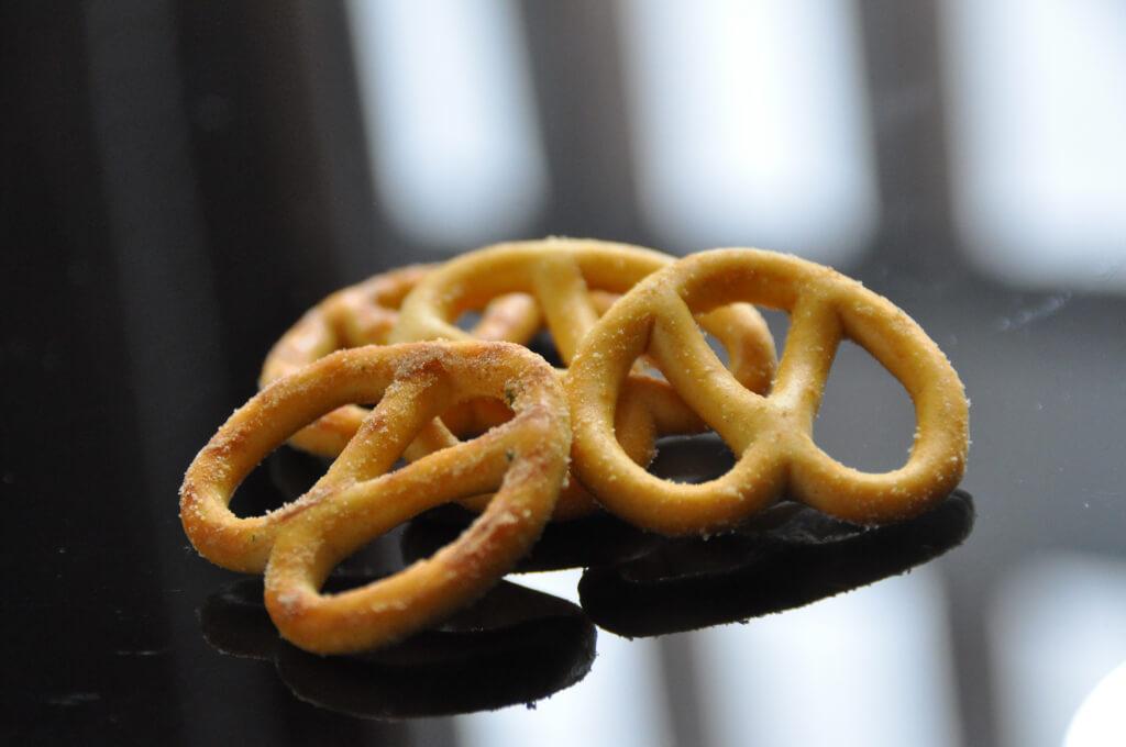 Miniature Snack Pretzels