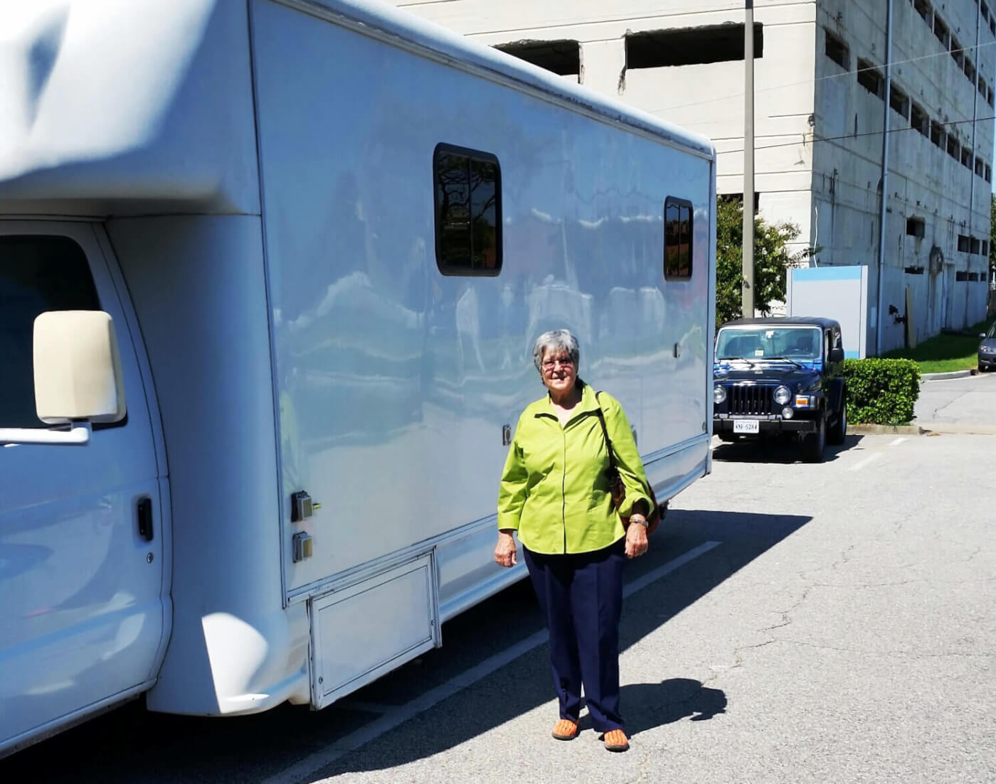 Previously PAWS Was Leasing A Mobile Clinic From The Local Animal Shelter But Group Longed To Have Call Its Own So That It Could Expand