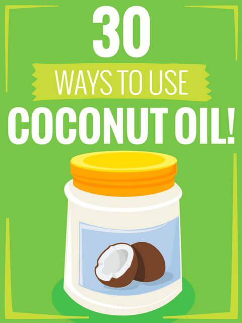 Coconut Oil Shareable