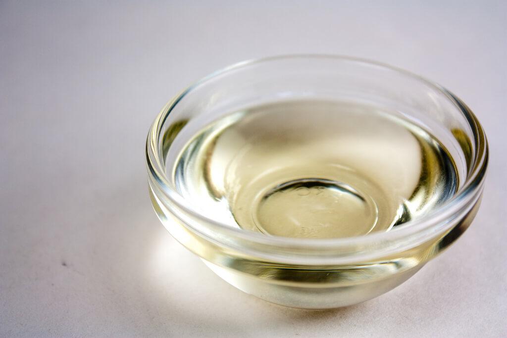Coconut Oil in Bowl