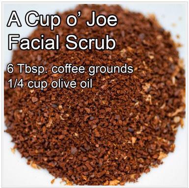 Cup o Joe Face Scrub