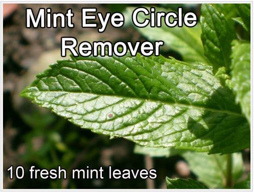 Mint Eye Circle Remover