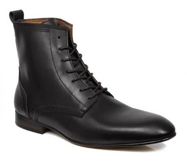 Slim Sole Vegan Dress Boots by Wills