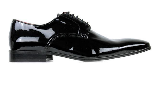 Black Vegan Dress Shoes
