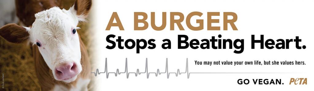 A Burger Stops a Beating Heart