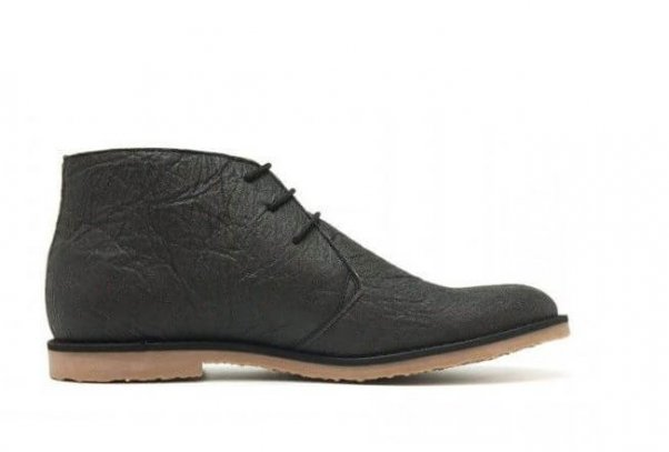 Vegan Pinatex Lagos Boots by NAE