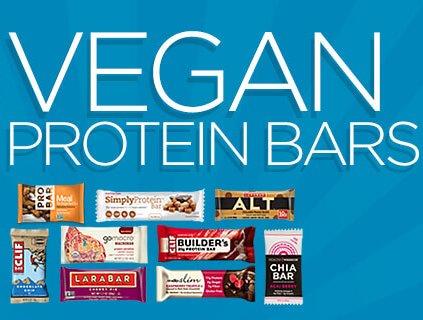 Vegan Protein Bars For Easy Nutrition On The Go   PETA