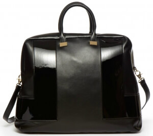 05012blk0-soho-oversized-carryall-black-faux-leather-and-faux-patent-front