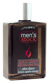 Aubrey Organics Spice Island Vegan Aftershave Optimized
