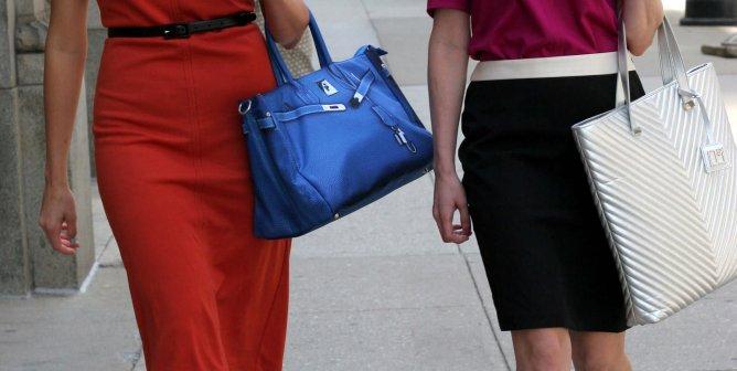 Take Your Fall Handbag Game to the Next Level