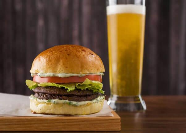 Vegan Grilled Portobello Burgers Peta