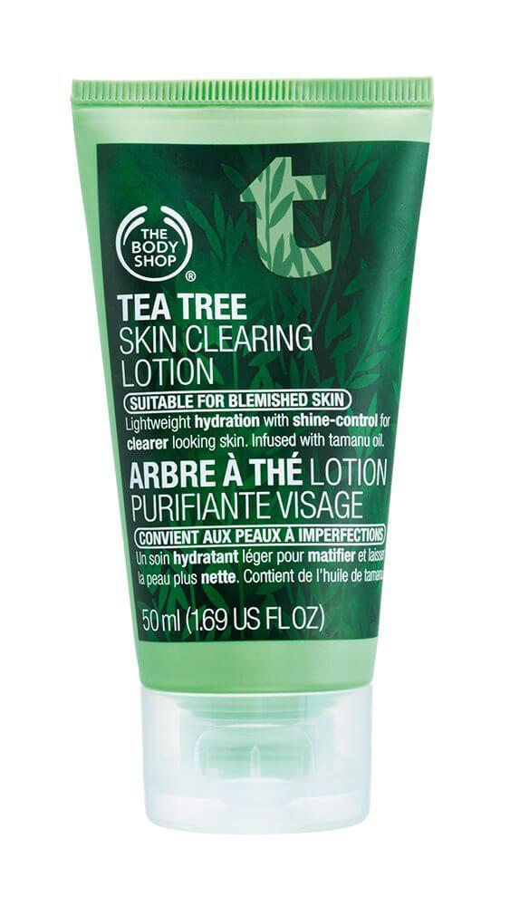 The Body Shop Tea Trea Lotion