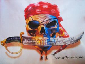 Vegan Pirate