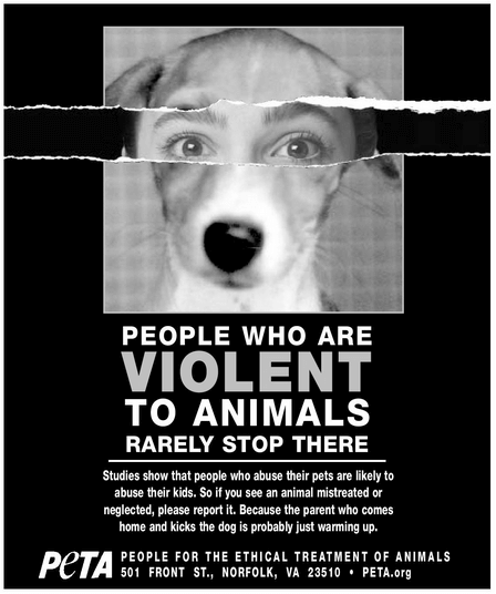 Violence Against Animals