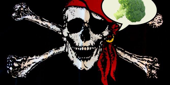 Talk Like a Vegan Pirate