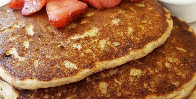 Realize Your Pancake Potential With These Store-Bought Vegan Pancake Mixes