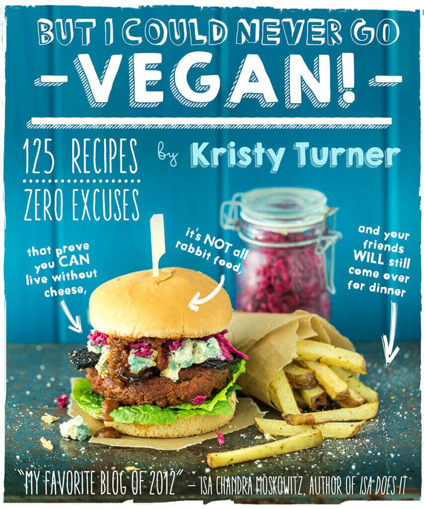 18 new vegan cookbooks you need to try peta but i could never go vegan cover 853x1024 forumfinder Choice Image