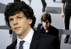 Jesse Eisenberg's Vegan Thanksgiving