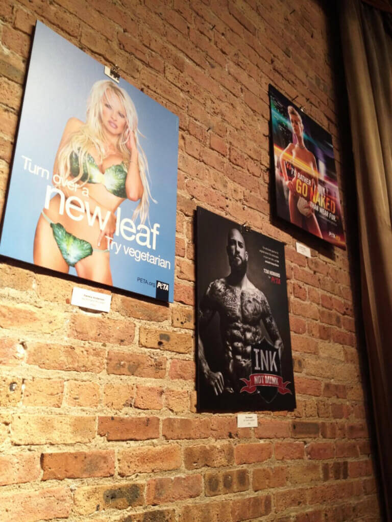 """""""Naked Ambition"""" at Mars Gallery"""