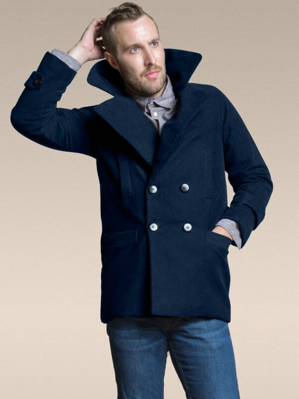 Stay Warm And Cruelty-Free In These Chic Coats For Men   PETA
