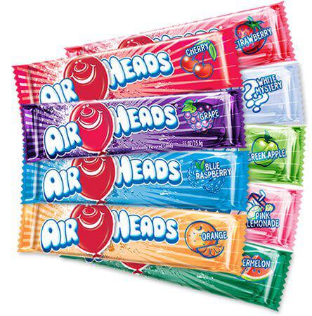 Vegan Halloween Candy Airheads