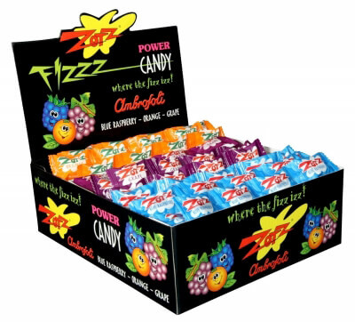 Vegan Halloween Candy zotz