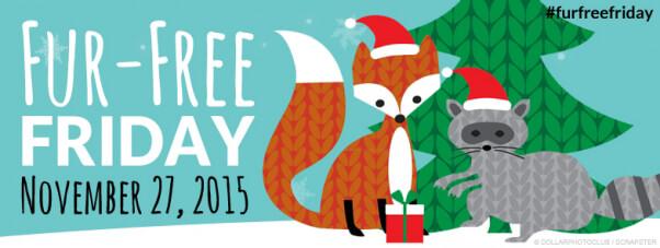 fur free friday 2015 peta banner