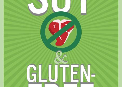 My Five Favorite Gluten-Free Vegan Products