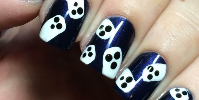 Cruelty-Free Halloween Nail Designs