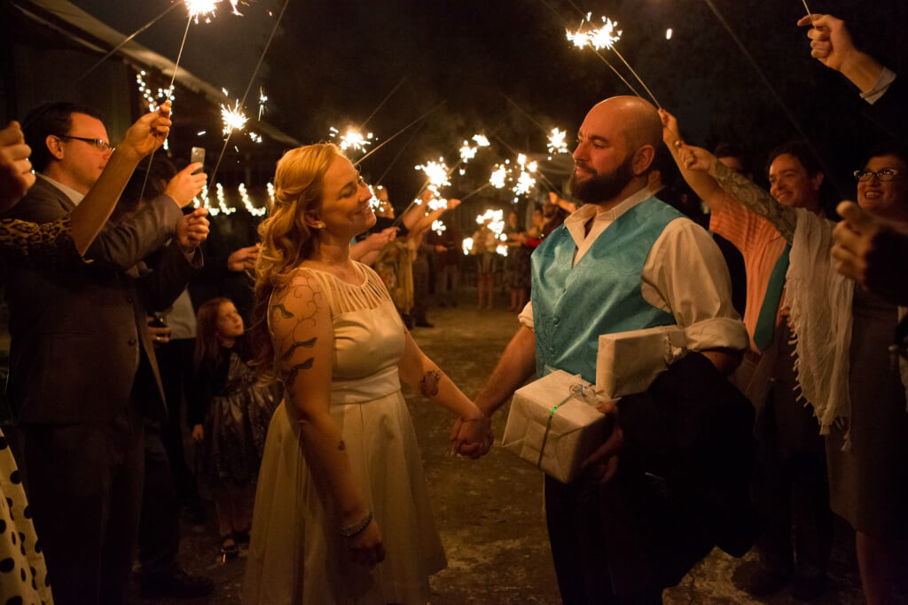Delcianna Winders' Vegan Wedding 2