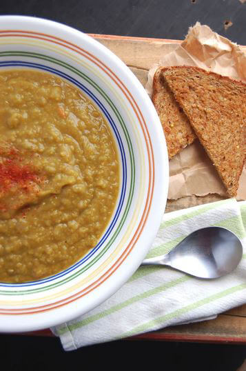 Best Pea Soup Ever