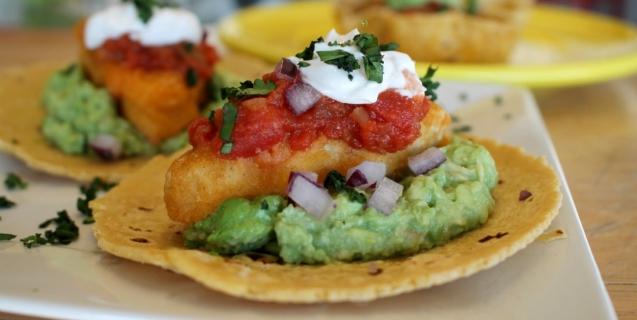 Delicious vegan battered 39 fish 39 tacos peta for Vegan fish tacos