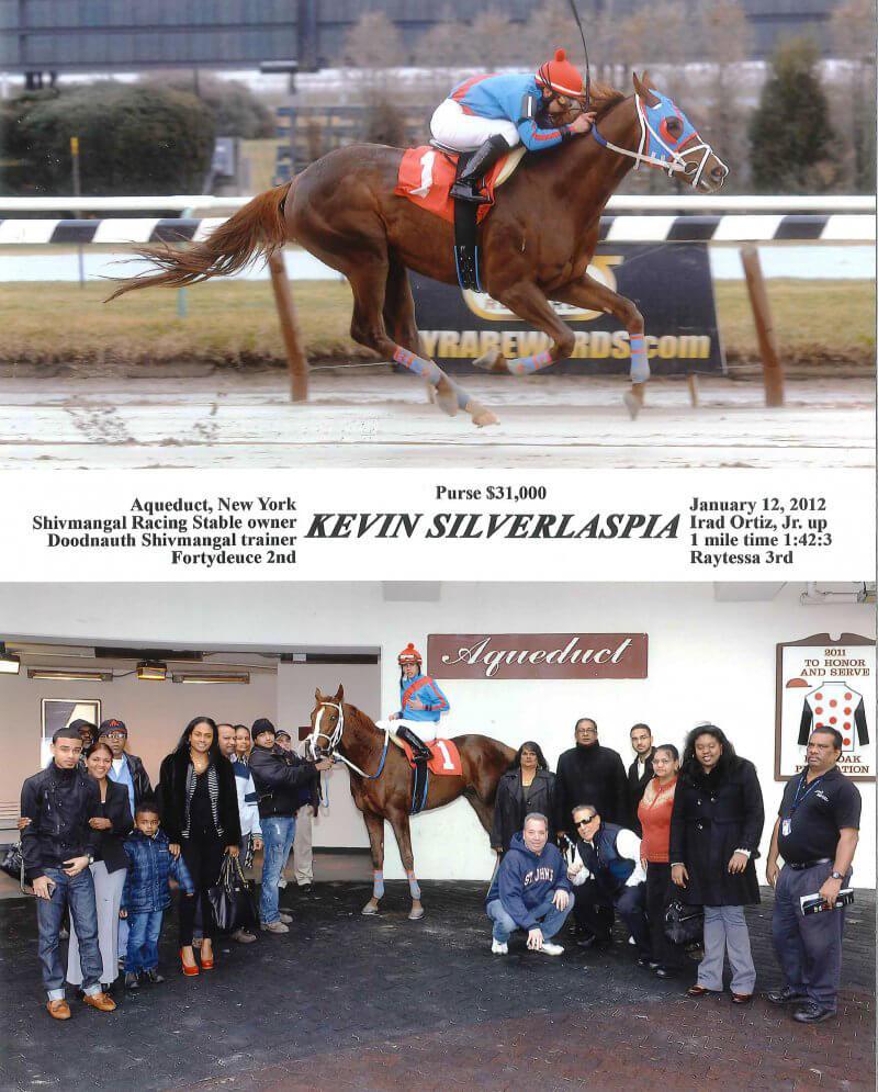 Kevin Silverlaspia Racing