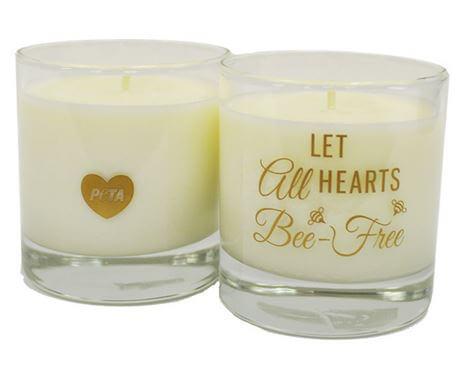 PETA Candles