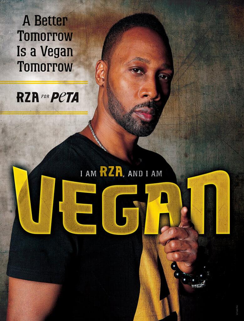 RZA for PETA
