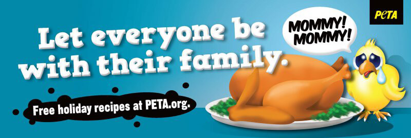 PETAthanksgiving