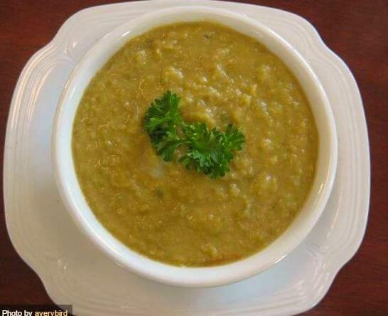 Paul and Linda McCartney's Split Pea Soup