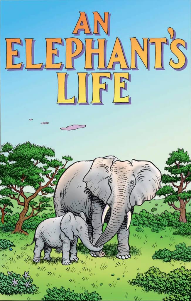 an elephant's life comic
