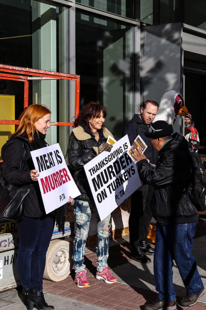 Chrissie Hynde Thanksgiving Demo