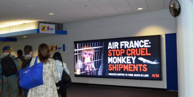 WATCH: This April Fool's Joke in Paris Airport Leaves Air France Red-Faced