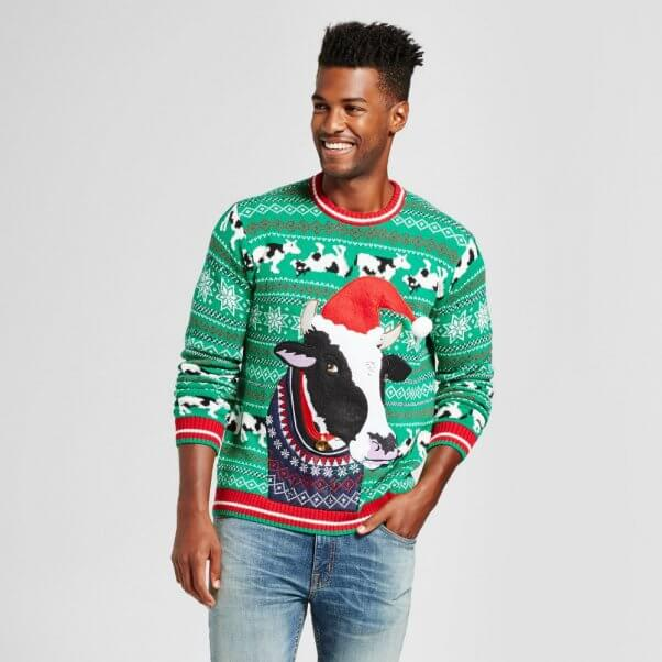 14 Wool-Free Ugly Christmas Sweaters | Living